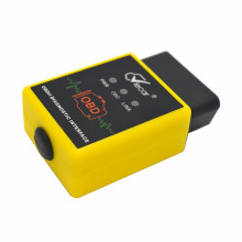 Alta calidad Elm327 Bluetooth adaptador Auto herramienta de diagnóstico OBD2
