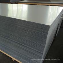 Tägliche Verwendung 7000 Serie Aluminiumblech und Platte H18