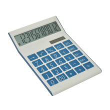 Calculatrice de bureau à 12 digits à deux voies