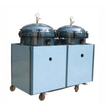 2-5T/d 70-80 Celsius sunflower peanut filter oil machine with online support