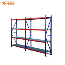 warehouse boltless industrial racking garage shelving