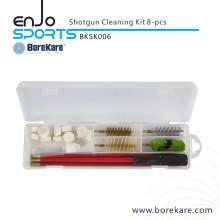 Borekare 8-PCS Military Bore Brush Shotgun Cleaning Kit