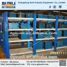 Drawer mould steel storage rack