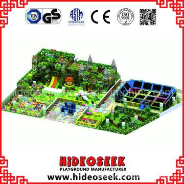 Aire de jeux pour enfants pour le centre de loisirs
