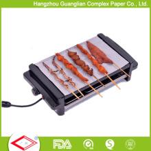 Papier de rôti de papier de barbecue de 2-Sides pour la cuisson de nourriture