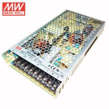 5V 40A Schaltnetzteil / SMPS mit PFC-Funktion und UL RSP-200-5 MEAN WELL Original / Original