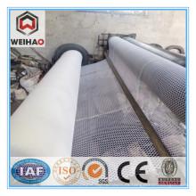 HDPE plástico malla / red de plástico / plástico precio de fábrica neto