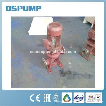 Vertikale Schlammpumpe des Abwassers Abwasser