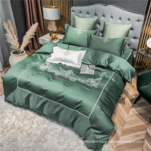 Discount Good Quality Fashion Style with Logo Bedding 4 PCS
