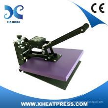 nova condição e página multicolor Impressora de imprensa térmica Gaments máquina de termopressão sublime