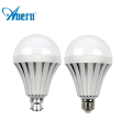 E27 bombillos led luces rechargeable emergency light bulb