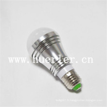 Chine CE RoHS 100-240v b22 e26 e27 5w globes led ampoules