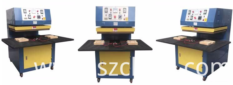 Automatic thermoforming blister sealing machine