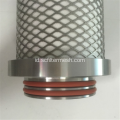 0,2um Ultrafilter Sterilisasi Saringan Cartridge Filter Udara