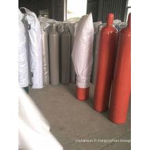 Cylindre d'extincteur de CO2 de 45kg