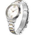 2016 nouvelle montre à quartz de style, montre en acier inoxydable de mode Hl-Bg-112