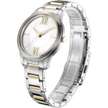 2016 Novo Estilo Relógio De Quartzo, Moda Relógio De Aço Inoxidável Hl-Bg-112