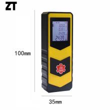Medidor de distância mini laser 30M para medição