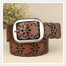 Women genuine leather belt