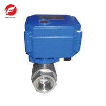 Профессиональный Ду15-Ду32 поставщик вент электрический инжектор регулирующий клапан