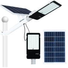 IP65 impermeável 150W conduziu a lâmpada de rua solar