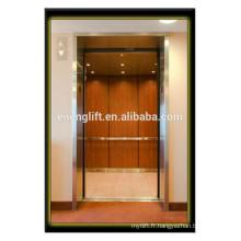 Chine, fournisseur, haute qualité, fréquence, seul, passager, ascenseur