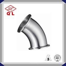 OEM Sanitaire en acier inoxydable Ss304 Ss316L Raccords de tuyaux de serrage