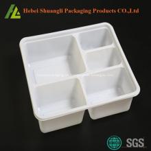 ofen- und mikrowellengeeignete Lebensmittelbehälter