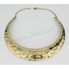Gargantilla de collar de oro napier de acero inoxidable Gets.com