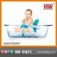 Plástico de alta qualidade 2 em 1 cadeira do banho para bebês
