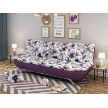 Современный тканевый диван-кровать