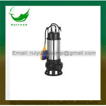 Series 750W 1HP Cheap Copper Wire Float Swicth Sewage Submersible Pump for Water Supply (VM750-2F)