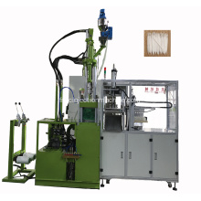 Machine de moulage par injection de cure-dents de soie dentaire automatique