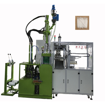 Dental Floss Stick Vertical Injection Molding Machine