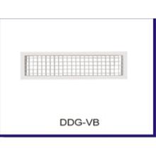double deflection grilles
