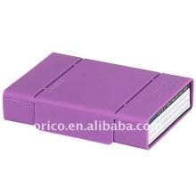 """Caixa de proteção HDD de 2,5 """"e 3,5"""", capa hdd,"""