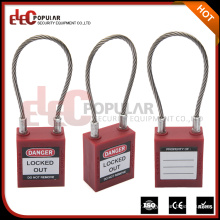 Elecpopular 2017 Products High Security 38Mm Safety Doors Cable Lock