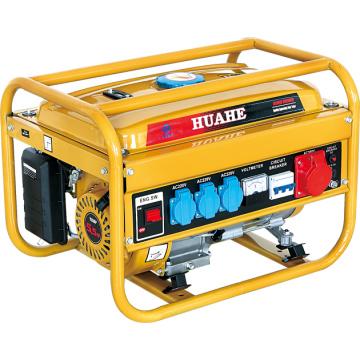 Three Phase Gasoline Generator HH2800-B04 (2KW, 2.5KW, 2.8KW)