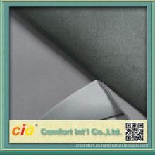 China Colorfull buena calidad poliéster coche techo tapizado tela