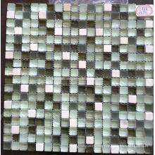 Mosaic Tile Stone Mix Crystal Glass Mosaic (HGM355)