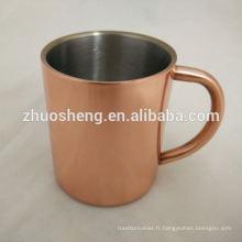 tous les jours besoin de fabricant de produits cuivre tasse
