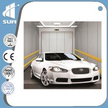 Capacidad 3000kg Elevador de coches con acabado de acero pintado