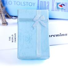 Fábrica de Alta qualidade diferentes tamanhos e padrões de caixa de jóias vazia venda sem impressão