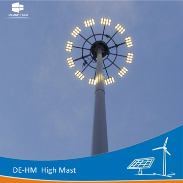 DELIGHT Stadium 20m High Pole Light Complete