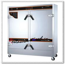 K655 Luxury 2 DoorS Electric Automatic Steamer