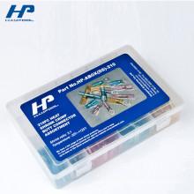 Boîte d'emballage de petit tube de rétrécissement de la chaleur recyclée