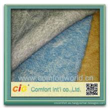 Moda de alta calidad nuevo diseño elegante impresa tapicería al por mayor Faux Fur