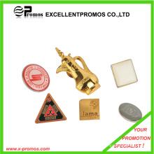Alta qualidade personalizado esmalte suave crachá promocional pin (EP-B7025)