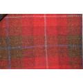 Roter Plaidharris Tweed 100% organischer Wollstoffverkauf in alibaba im Porzellan