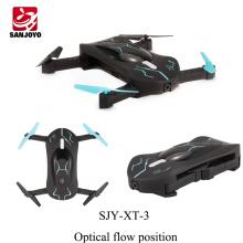 Новейшие 720 p HD камера селфи Дрон датчик силы тяжести высота установить форму Дрон складной автомобиль вертолет 3D флип ПК Нибиру Е52